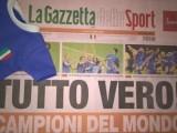 Berlino 9 luglio 2006: Italia-Francia 6-4. Azzurri campioni del Mondo di calcio per la 4^ volta nella loro storia. Sportflash24 ricorda così quell'impresa di 12 anni fa