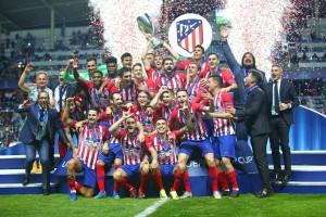 Tabellino Atletico Madrid-Real 4-2 Supercoppa Uefa