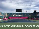 "Tutti i risultati del torneo di singolare femminile ""Wta Quebec City 2018"". (Photo palazzo del tennis indoor Quebec https://www.facebook.com/pg/CoupeBanqueNationale/photos/?ref=page_internal )"