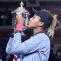 Naomi Osaka e la 1^ tennista del Giappone a vincere un torneo di categoria Grand Slam. La 20enne nipponica ha appena conquistato il titolo nel singolare femminile Us Open New York 2018. (Photo Naomi Osaka in Flushing Meadows: credits to https://www.facebook.com/usopentennis?fref=photo)