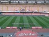 Diretta online testuale Napoli-Fiorentina 15 settembre 2018: quarta giornata campionato Serie A 2018-19 (Foto stadio San Paolo: archivio calcio Sandro Sanna).
