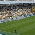 Diretta gol campionato Serie A 2018-19 (Fonte foto stadio Stirpe Frosinone: archivio Sandro Sanna)