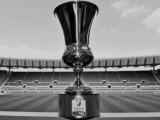 Tutti i risultati di 1° turno Coppa Italia 2018-19 e gli accoppiamenti del 2° round ad eliminazione diretta. (Fonte foto trofeo Tim Cup: archivio www.aia-figc.it )