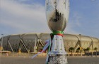 (Foto King Abdullah Sports City Stadium e trofeo Supercoppa italiana: credits to https://www.facebook.com/SerieA/?tn-str=k*F )