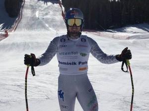 """Sci alpino / Dominik Paris: """"Calendario di Coppa del Mondo troppo sbilanciato"""