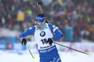 Biathlon, intervista alla campionessa Dorothea Wierer
