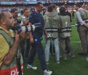 """Calcio / Juve, ecco Mr Sarri, l'uomo che vuole """"vincere e convincere"""""""