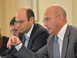 In primo piano Roberto Dante Cogliandro, vice presidente nazionale associazione Notai cattolici