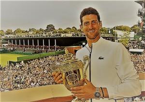 Tennis, Novak Djokovic vince il torneo di Wimbledon 2019