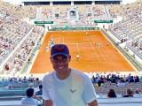 Rafael Nadal il 4 novembre 2019, grazie ad un'annata scandita dalle vittorie agli Us Open, al Roland Garros, al Roma Open e al Canada Open e da un record di 51 vittorie e 6 sconfitte in singolare, torna al primo posto della classifica Atp, scalzando Novak Djokovic, da oggi nuovamente n° 2. (Foto: credits to official page http://www.facebook.com/NADAL/)