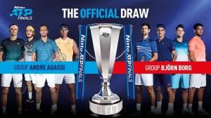 Risultati Atp Masters Finals 16-17 novembre 2019
