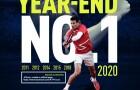 Tennisti n° 1 Atp a fine anno: Djokovic e Sampras i recordman con 6 trofei. Federer, Connors e Nadal a quota 5