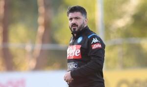 11 dicembre 2019, Gattuso a Castel Volturno: 1° allenamento