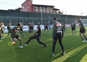 Calcio Napoli News 12 dicembre 2019, 2° allenamento con Mr Gattuso