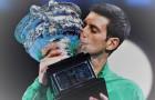 Il 3 febbraio 2020, grazie al successo agli Australian Open, il 32enne serbo Novak Djokovic è tornato n° 1 della classifica mondiale, interrompendo il dominio del 33enne spagnolo Rafael Nadal che durava dal 4 novembre 2019. (Foto: Facebook official page Novak Djokovic)