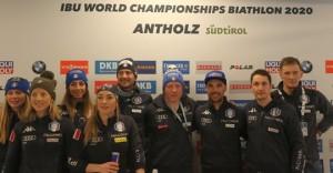 Biathlon: Mondiali Anterselva 2020 al via, ecco il programma