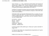 Emergenza Coronavirus: rinvii per 5 partite di Serie A e per la finale di Coppa Italia 2019-20