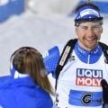 staffetta biathlon 13 feb