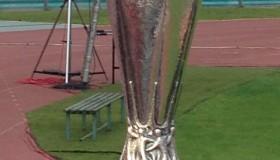 Diretta Gol andata ottavi di finale Coppa Europa League (Foto trofeo: archivio calcio Sandro Sanna)