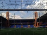 Diretta online testuale Genoa-Napoli 8 luglio 2020 (Foto stadio Ferraris: archivio Sandro Sanna)
