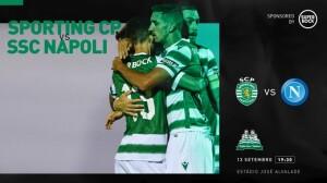 Sporting Lisbona-Napoli 13 settembre 2020: gara annullata