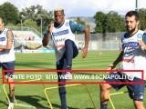 Calcio Napoli, allenamento 7 settembre 2020: report ufficiale da Castel Volturno. Piccola contusione per Malcuit