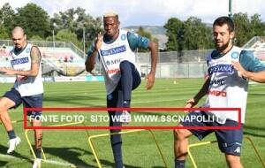 Calcio Napoli, allenamento 15 settembre 2020: report