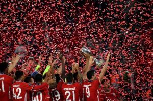 Tabellino Bayern Monaco-Siviglia 2-1 Supecoppa 24 settembre 2020