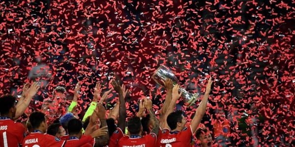 Tabellino Bayern Monaco-Siviglia 2-1 Supecoppa 24 settembre 2020 Uefa / Tutti i risultati delle 45 finali della manifestazione dal 1973 ad oggi