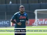 Calcio Napoli, allenamento 8 settembre 2020: report ufficiale da Castel Volturno. L'attaccante Petagna al 1° giorno di lavoro col gruppo di Gattuso. Note sul tabellone degli Azzurri in Coppa Italia