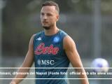 Calcio Napoli, allenamento 19 settembre 2020: report ufficiale di oggi