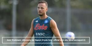 Calcio Napoli, allenamento 19 settembre 2020: report