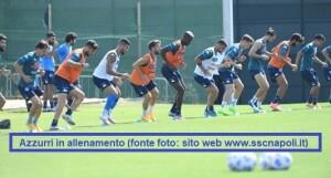 Calcio Napoli 14 ottobre 2020: risultati ultimi tamponi