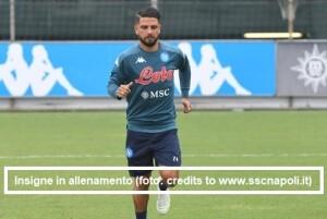 Calcio Napoli, allenamenti 19-20 novembre 2020: