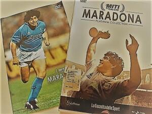 Addio Maradona. Vola in cielo il più geniale calciatore della storia