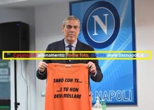 Calcio Napoli: conferenza Spalletti minuto per minuto 8 luglio 2021