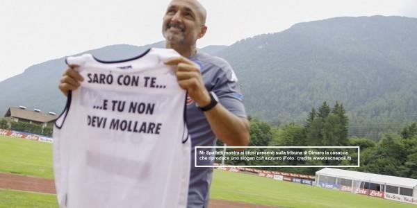 Calcio Napoli, allenamento Dimaro 25 luglio 2021 e bilancio di una prima fase di lavoro 2021-22