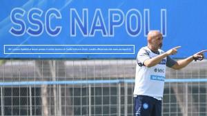 Allenamenti Calcio Napoli 29 luglio 2021: