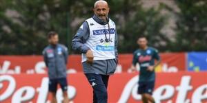 Calcio Napoli 15 luglio 2021 / Primo allenamento azzurro