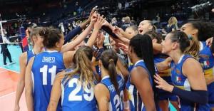Volley femminile: Italia campione d'Europa 2021