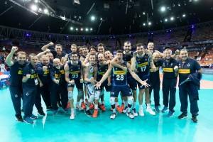 Volley maschile: Italia campione d'Europa 2021
