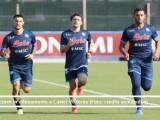 Calcio Napoli: report allenamento 19 settembre 2021, aggiornamenti sulle condizioni di Mertens, Ghoulam, Meret, Lobotka e Demme e probabile formazione anti-Udinese